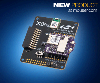 贸泽率先备货XBee3 LTE-M扩展套件  进一步简化蜂窝物联网原型设计