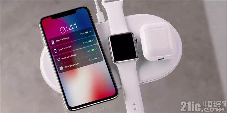 苹果并没有砍掉AirPower?新专利揭示其强大功能!