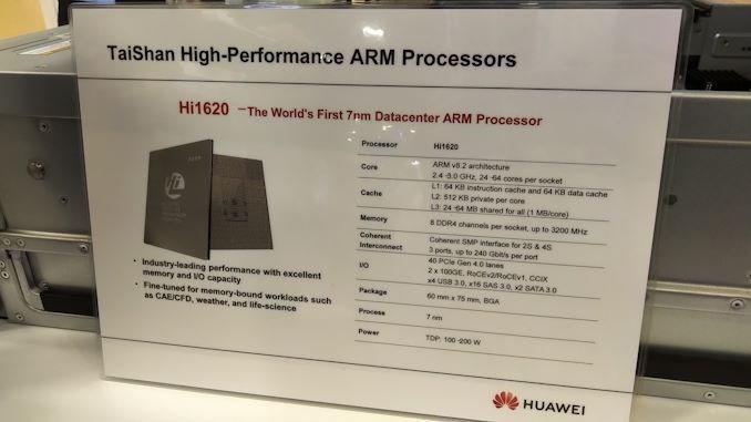 华为正式发布ARM服务器计算芯片,有点赞有质疑