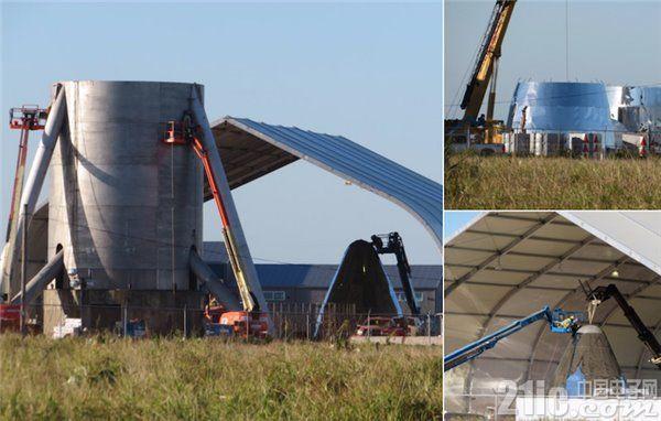 马斯克:正在制造火星测试飞船,明年3、4月份有望起飞!
