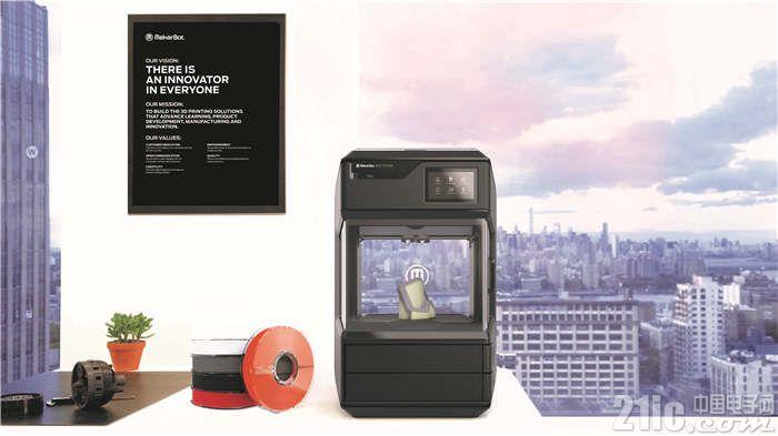 "MakerBot首发""Method""  ―― 高性能3D打印机再创性价比卓越新高度"