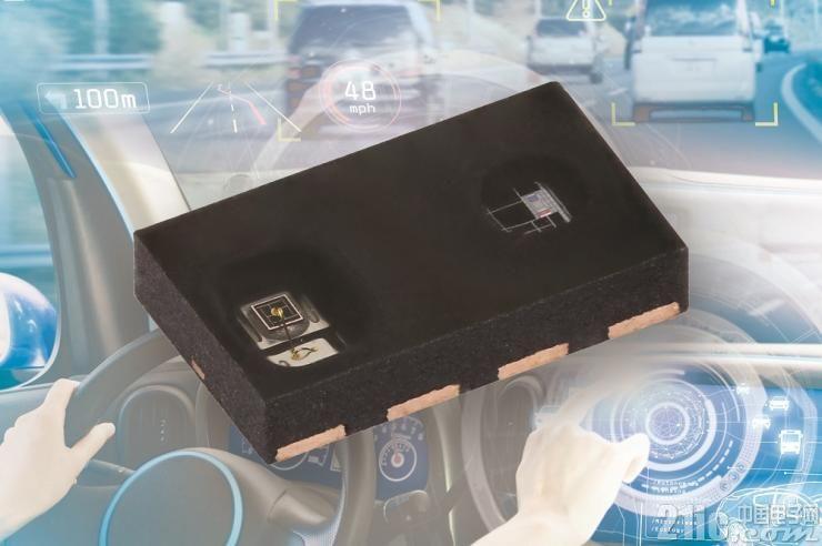 Vishay推出新款汽车级接近和环境光传感器,可提供四个不同从机地址选项