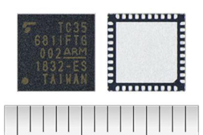 东芝推出面向汽车应用的蓝牙5.0芯片