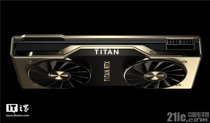 """英伟达最强大的桌面级GPU """"霸王龙""""来了!售价2499美元"""