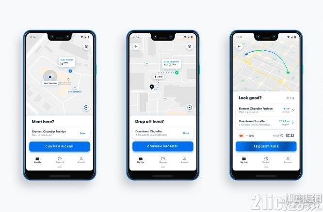谷歌Waymo自动驾驶出租车已经上路,像极了老司机!