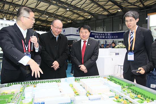 首届全球IC企业家大会暨IC China2018在沪开幕