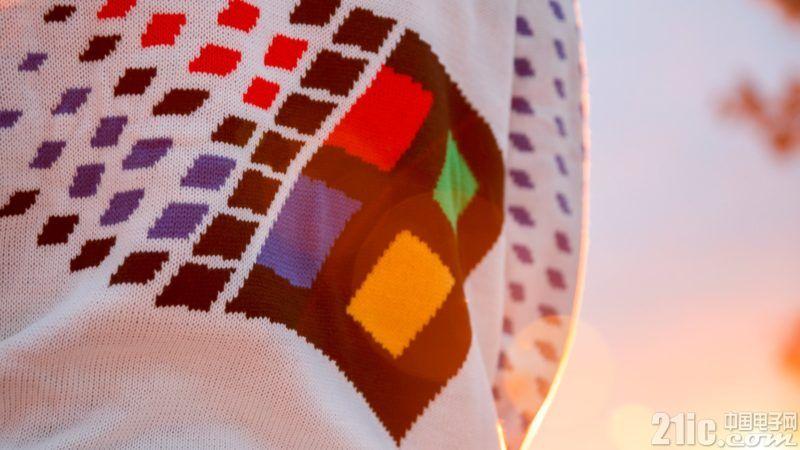 只送不卖,微软发布Windows 95 复古毛衣