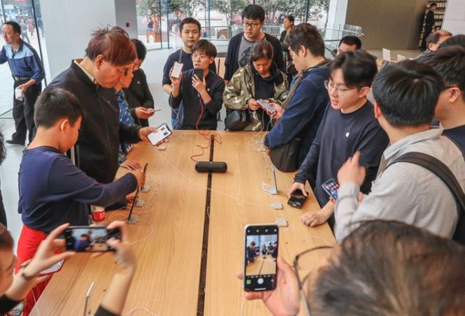 外媒看苹果部分iPhone在华禁售:观点不一,看好看坏者皆有