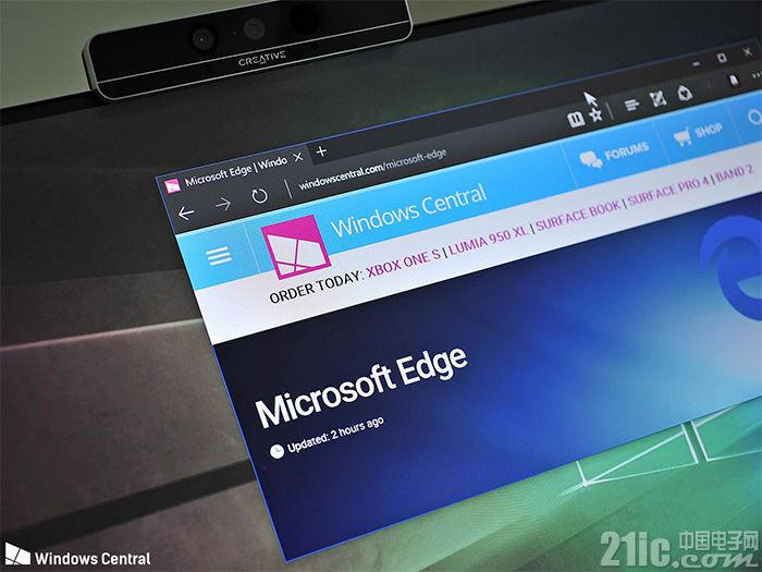 对Edge没信心了,微软要用Chromium取代Edge浏览器的默认地位!