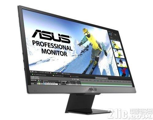 PC显示器也迎来OLED时代?华硕21英寸OLED显示器曝光!