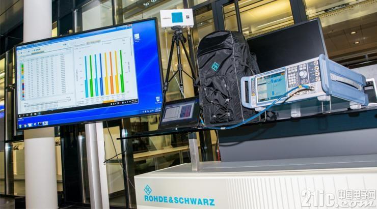 罗德与施瓦茨联合iBwave和Anokiwave合作展示室内5GNR网络