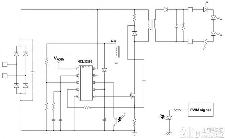 创新的LED驱动器满足全球对PFC和THD的要求