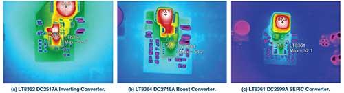 60 V和100 V、低IQ升压/SEPIC/反相转换器,适用于紧凑、高效率、低EMI电源