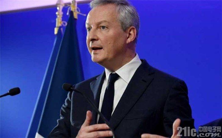 法国财政部长承诺:法国将从明年对谷歌、FB、亚马逊等科技巨头征税