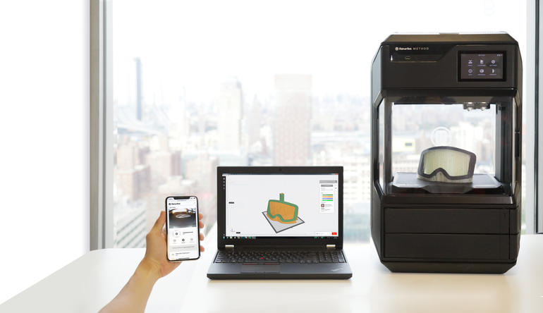 突破工业与桌面3D打印界限,MakerBot推出低价高性能3D打印机