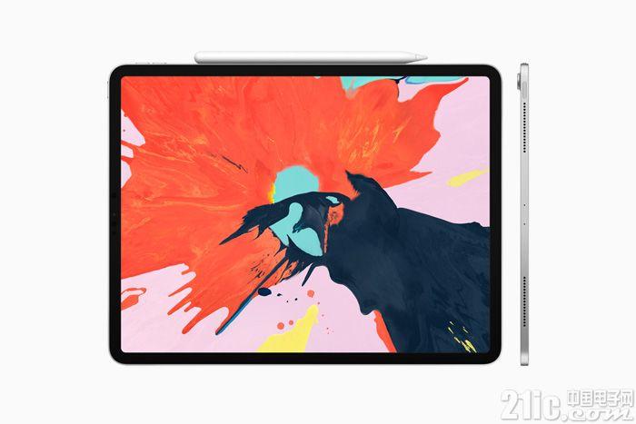 你的iPad Pro机身有点弯?苹果:正常