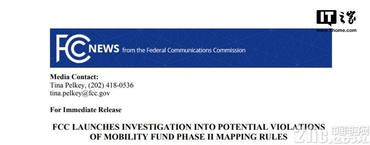 微软报告称美国一半人口无宽带,FCC怀疑运营商或在覆盖地图上造假