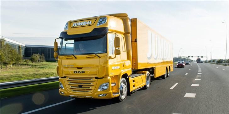 电气化加速推进,欧洲一公司已开始交付全电动卡车!