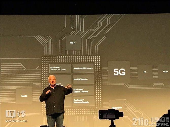 高通骁龙855 5G技术参数揭秘:支持Wifi-6、8K视频传输、TDD和FDD制式!