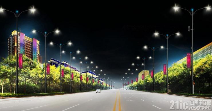 智能路灯行业如何选择无线通信方式?