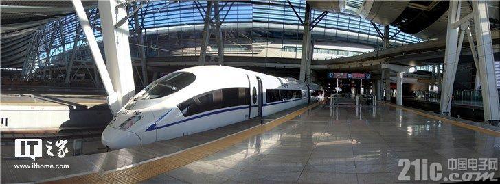 厉害了我的国!中国350公里高铁自动驾驶系统通过现场试验