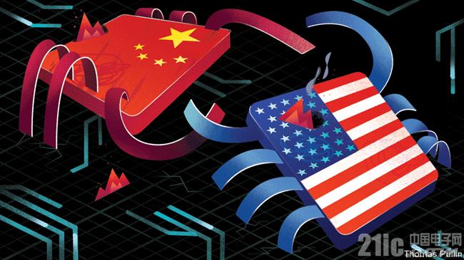 中美贸易战影后果很严重!或将解体半导体产业和全球化产业链?