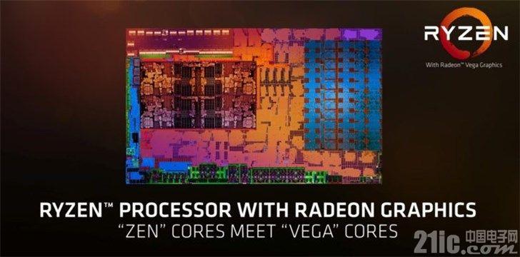已经证实!AMD Ryzen 300系列处理器、消费级Radeon显卡将亮相CES 2019