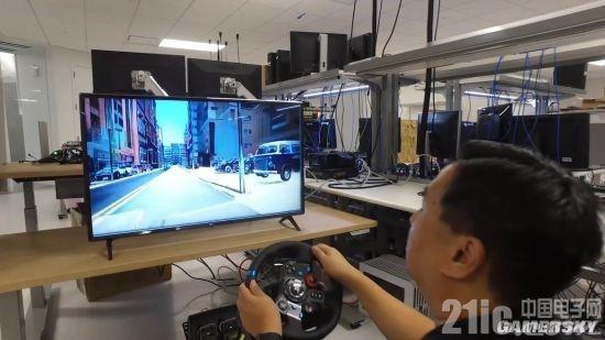 英伟达AI打造虚拟世界,自动生成3D场景!