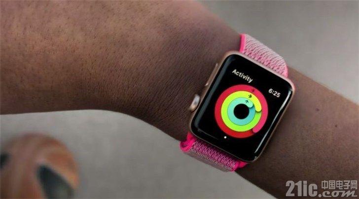 推广健康功能,苹果计划为65岁以上Apple Watch用户提供补贴