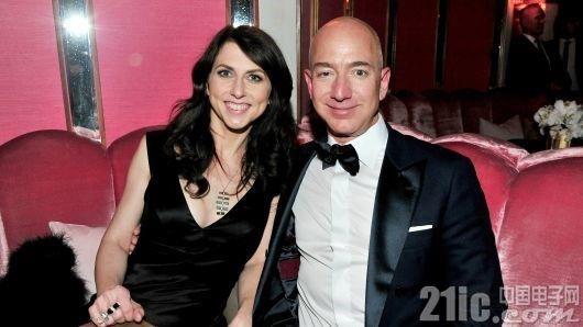 贝索斯离婚或失去一半财富,股东们对亚马逊前景表示担忧!