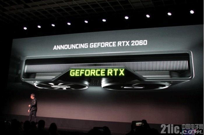 英伟达RTX 2060发布,仍是煤气灶外形,售价349美元!