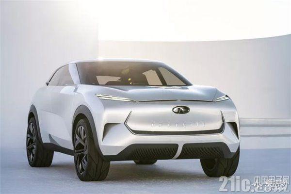 英菲尼迪EV时代马上来了,首款纯电动车QX Inspiration接近量产