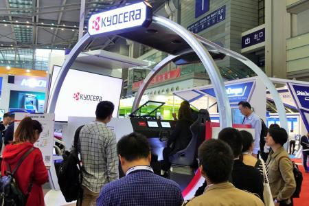 看未来汽车世界:京瓷创造汽车开奖预测新价值