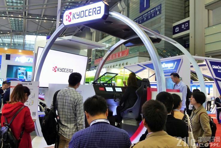 看未来汽车世界:京瓷创造汽车技术新价值