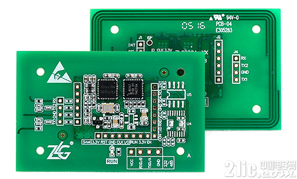 图 3 ZigBee信息传输系统