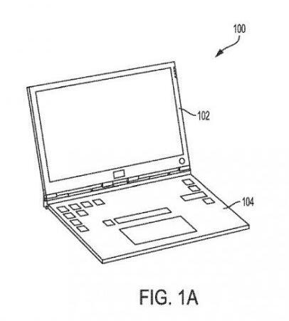 笔记本或迎大革新?戴尔磁性键盘可连接多台显示器