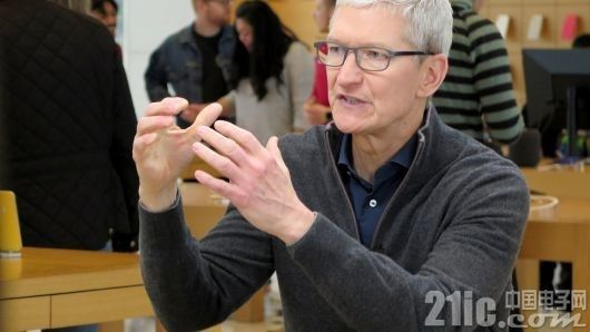 苹果CEO库克首次出席达沃斯论坛,他会见了这些人!