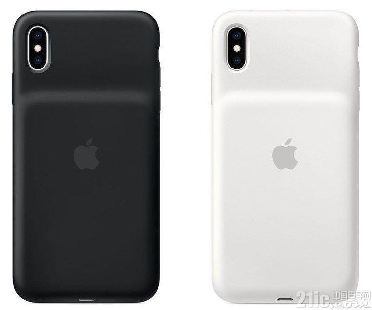 iPhone XS智能电池壳还能未Phone X充电?
