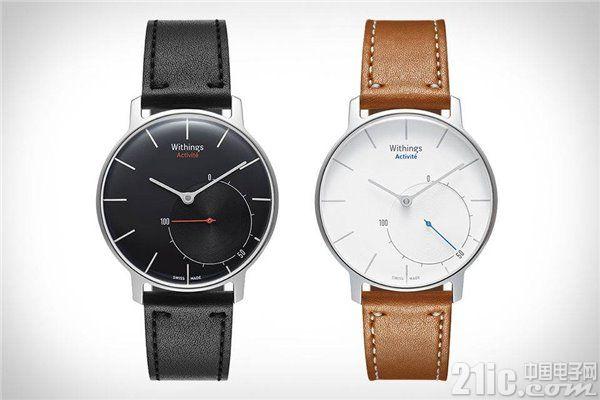 脱离诺基亚后,Withings即将发布多款智能手表