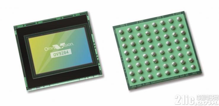 针对汽车应用,豪威科技发布具高性价比的100万像素高速全局快门图像传感器