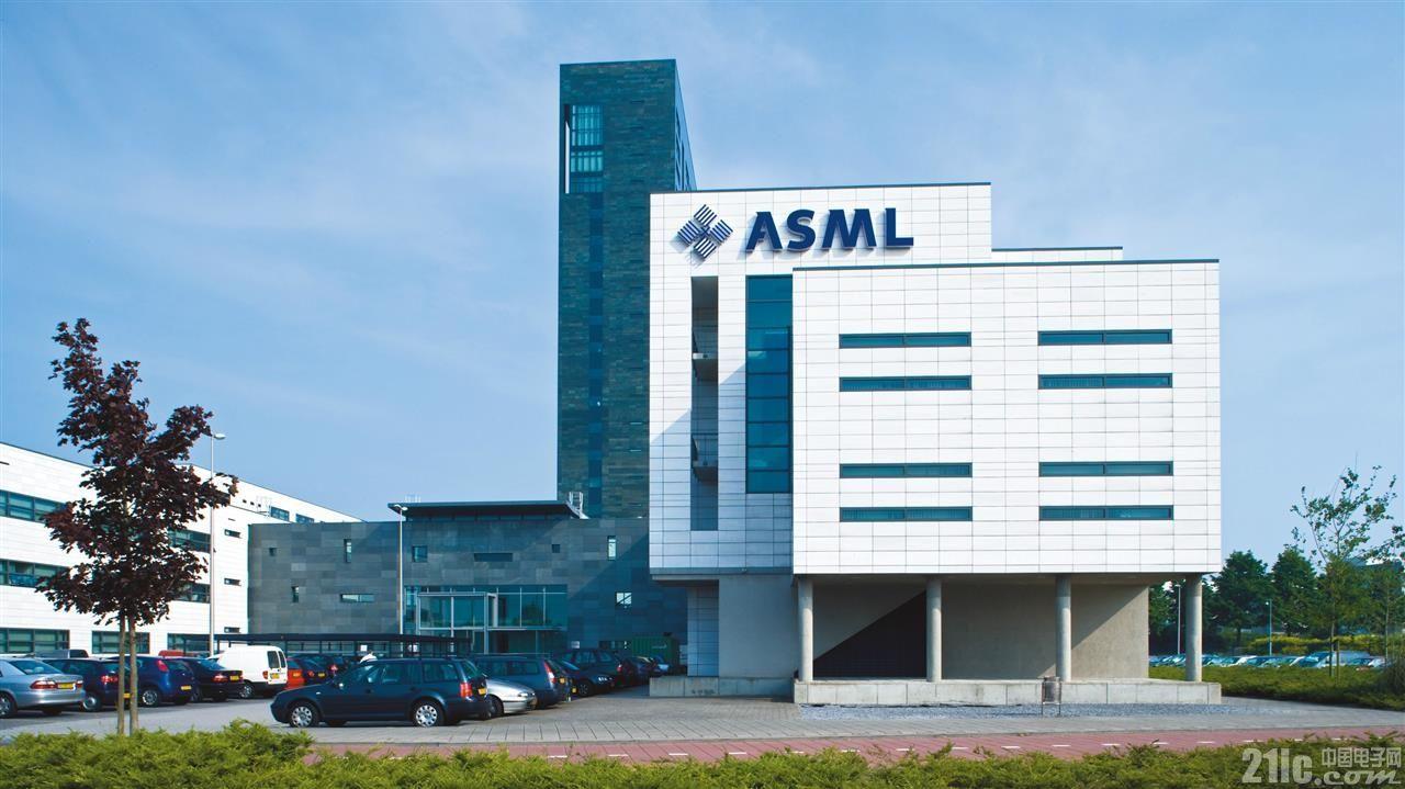 2018年ASML净销售额109亿欧元,今年已定出30台设备!