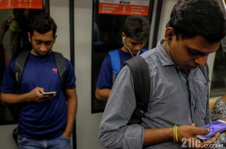 2018年智能手机市场逆势增长的异类:印度10%夺冠!