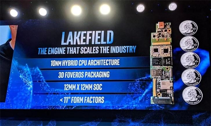 """""""混合x86架构"""",英特尔推出3D堆栈型小型主板"""