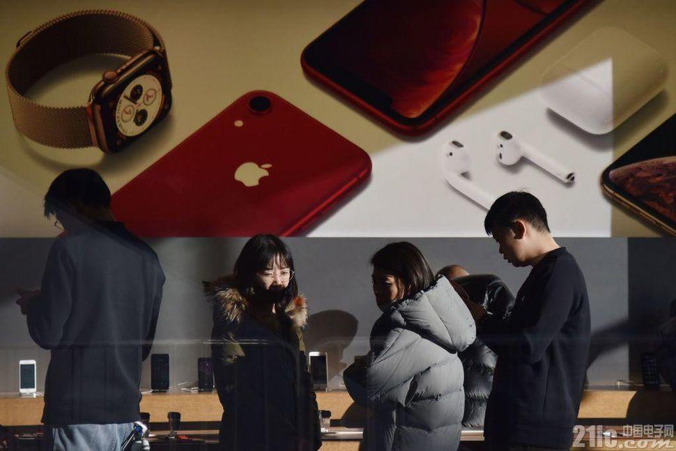苹果调低营收预期,中国区被锅?