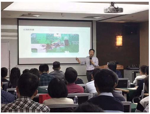 EDA365成专业电子工程师交流论坛 深圳线下公益培训活动精彩火爆
