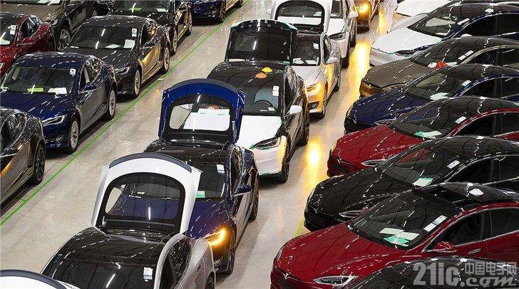 特斯拉股价暴跌13%,通用汽车重回美国市值第一车企宝座