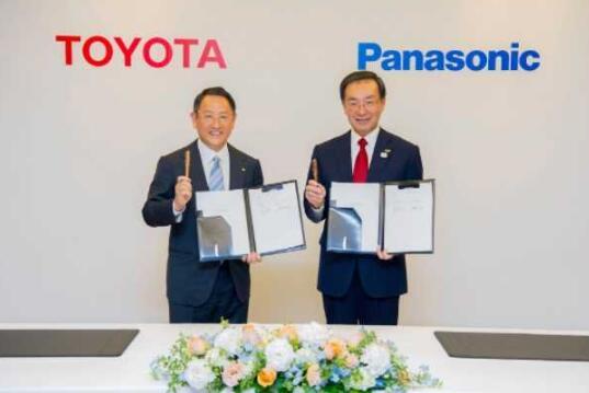瞄准电动汽车暴增机会,传丰田和松下2020年成立电池合资公司