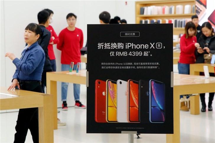 iPhone XR在华惨淡原因:看重价格的人不买,注重身份的人更不买!