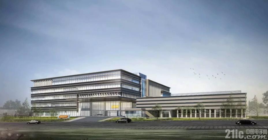 联发科武汉研发中心二期启动建设,预计6月正式进场开工