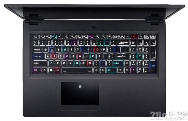 蓝天电脑旗下高性能笔记本电脑采用新突思搭载Clear ID光学指纹技术的SecurePad Gamma解决方案